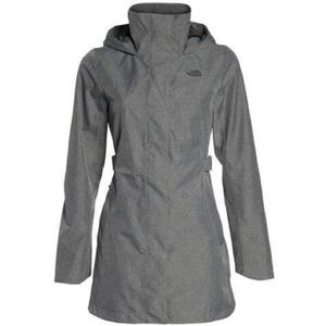 North Face Rain Trench